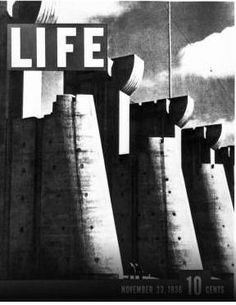 Life Magazine debuted November 23, 1936.