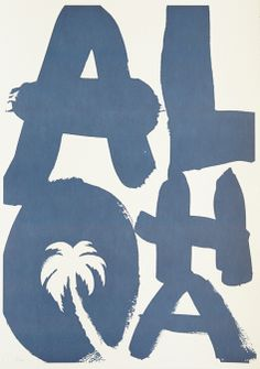 The next best thing to actually going to Hawaii... Our Blacklist 'Aloha' print.