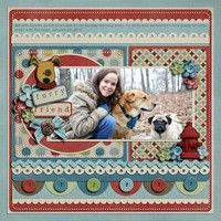 A Project by KayM from our Scrapbooking Gallery originally submitted 02/10/12 at 05:17 PM