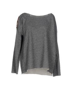 Jijil Women Sweatshirt on YOOX. The best online selection of Sweatshirts Jijil. YOOX exclusive items of Italian and international designers - Secure payments