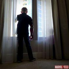Robert Downey, Jr. & Limbitless Solutions Deliver Iron Man-Inspired Bionic Arm | News | Marvel.com
