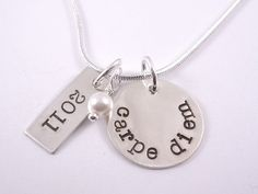 cute graduation gift idea My youngest got something very similar for Confirmation and she loves it!