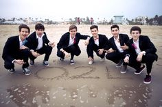 All of O2L together!!! I love this pic