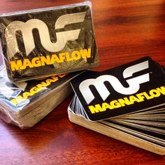 Thank You To Our Friends From Magnaflow For Sponsoring Event In Materials Goodie