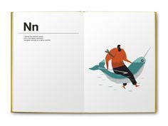 CONCEPCION STUDIOS -         Alphabetics: An Aesthetically Awesome Alliterated Alphabet                Anthology         Gestalten Publishing         17 x 24 cm hardcover book