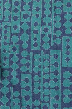 Porin Puuvilla fabric design Juhani Konttinen  1960-63
