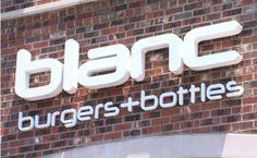 blanc burgers + bottles #kc #wheretoeat #restaurant #burgers #kcoriginal #trufflefries #gourmetburgers