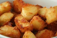 I make the best Roast potatoes in the world.. No Really i do.. Someone told me