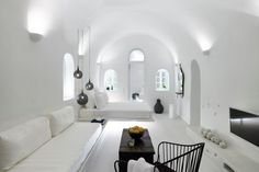1864 The Sea Captain's House Cave suite – Patsios architecture and construction