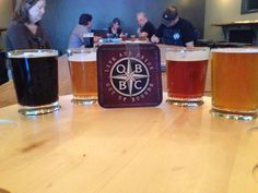 Out of Bounds Brewery, Rocklin CA