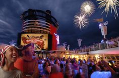 Set sail with the Disney Cruise Line