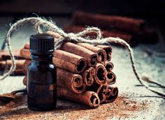 Cinnamon essential oil is a natural antiviral, anti-inflammatory, anti-parasitic, anti-diabetic, antiplatelet and anti-microbial oil with strong antioxidants. It has a far greater number of health benefits than cinnamon spice.