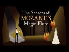 "Secrets of Mozart's ""Magic Flute"" - Joshua Borths Amadeus Mozart, The Magic Flute, Ted, Religion And Politics, Music Activities, Elementary Music, Music For Kids, Music Classroom, Teaching Music"