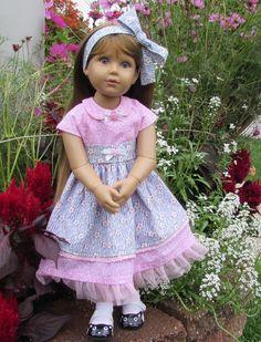 Kidz N Cats Aletta Pretty in Pink by Mimi James