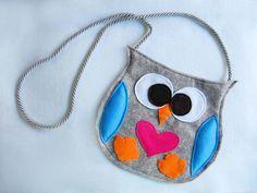 Image result for felt bag kid craft