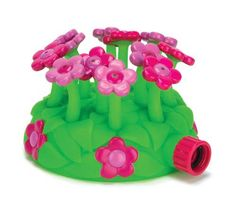 Blossom Bright Sprinkler, for the new backyard!: Sunny Patch Outdoor Lifestyle Collection