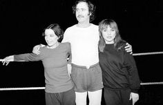 Andy Kaufman, Debbie Harry, Caitlan Clarke.