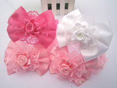 Freeshipping! NEW kids/ infant/baby/ Bow headbands/ hairbands/Hair ribbon band/Hair wear/Hair Accessories/Fashion/Wholesale-in Hair Accessories from Apparel & Accessories on Aliexpress.com