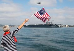 USS Carl Vinson Finishes USWEX | Naval Today
