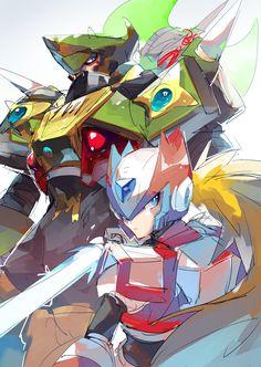 Mega Man, Spider Man Playstation, Maverick Hunter, Megaman Zero, Megaman Series, Fighting Robots, Comic Games, Cute Anime Boy, Guy Pictures
