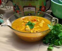 Chicken Curry ****