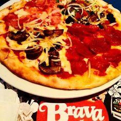 Te recomendamos la PIZZA DEL DESEO #WishDish de Brava Pizza & Espuma y al comerla automáticamente estarás aportando para nuestra causa. ¡Ayudar nunca fue tan delicioso!