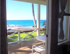 Luxury Kauai Vacation Rental Oceanfront Studio