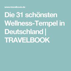 Die 31 schönsten Wellness-Tempel in Deutschland   TRAVELBOOK