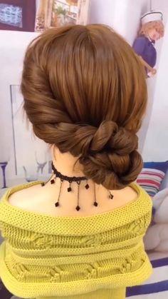 Wedding Hairstyles Tutorial, Braided Hairstyles Tutorials, Easy Hairstyles For Long Hair, Creative Hairstyles, Diy Hairstyles, Updo Hairstyle, Hairstyle Ideas, Hairstyles For Women, Greek Hairstyles