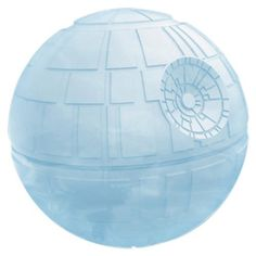 Kotobukiya Star Wars: Death Star Silicone Tray by Kotobukiya. $18.95. From the Manufacturer                A Kotobukiya Japanese import. That's no moon, it's an ice cube. Next up in Kotobukiya's successful line of Star Wars-themed ice trays comes the feared battle station in the DEATH STAR SILICONE ICE TRAY. This high quality kitchen item makes a large ball of ice decorated in the shape of the first Death Star based on its appearance in Star Wars: A New Hope. The Death Star ic...