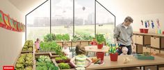 ΕΛΛΗΝΙΚΑ ΠΡΟΙΟΝΤΑ: Το αγροτικό νηπιαγωγείο του μέλλοντος