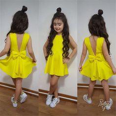 Kids Dress Wear, Kids Gown, Toddler Girl Dresses, Toddler Outfits, Kids Outfits, Dresses For Toddlers, Toddler Princess Dress, Toddler Flower Girls, Dress Girl