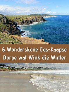 As jy op soek is na 'n plekkie om te gaan rus dié winter, moet jy beslis hierdie Oos-Kaapse dorpies oorweeg! Om, Beach, Winter, Outdoor, Clouds, Winter Time, Outdoors, The Beach, Outdoor Games