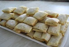 Hamis hájas Hungarian Cake, Hungarian Recipes, Cake Cookies, No Bake Cake, Apple Pie, Food And Drink, Favorite Recipes, Sweets, Cheese