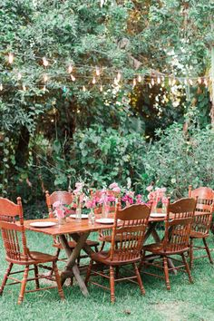 Eclectic Pink & Orange Boho Wedding Ideas via TheELD.com | Kati Rosado Photography