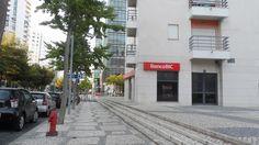 Banco BIC Parque das Nações em Lisboa, Portugal