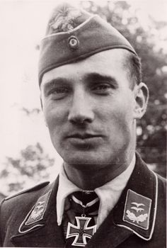 ✠ Günther Tonne (21 May 1916 – 15 July 1943)  Killed in a in crash at Reggio di Calabria, when his engine quit shortly after take-off.