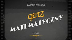 Discover more about QUIZ MATEMATYCZNY ✌️ - Challenge Challenges, Company Logo, Learning, Teaching, Studying