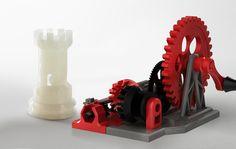 CubePro 3D-принтер
