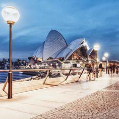 Good morning Sydney.  #sydney #sydneyoperahouse #harbour #circularquay #harbourbridge #topdecker #openmyworld #focusaustralia #ig_masterpiece #nakedplanet #mthrworld #travelstoke #sydneyoperahouse #sydneyharbourbridge by diagon_sally http://ift.tt/1NRMbNv