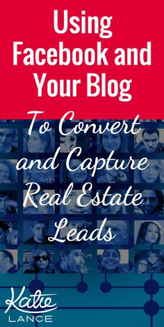 NEW post! Check out this fantastic step-by-step guest post by Christina Ethridge of Leads and Leverage. She's sharing tips for using your blog, Facebook and email to convert and capture leads. Check it out!