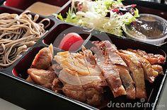 Chicken Lunch Box Stock Photo - Image: 51278762