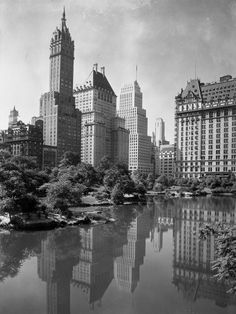 Old Central Park, NYC