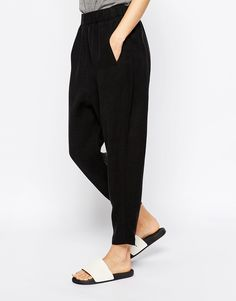 Image 4 of Just Female Dacey Loose Fit Pant