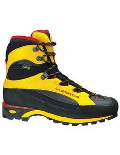 Trango Guide Evo GTX Yellow/Black La Sportiva : Chaussures randonnée homme : Snowleader