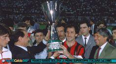 AMARCORD | Agosto è tempo di Supercoppa, ma tutto nasce il 14 Giugno 1989