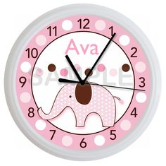 Personalized clock!!