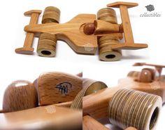 Ferrari F1 wood replica by WoodHandcraft on Etsy