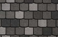 Country Slate - Centennial Slate - Certainteed Shingle Colors, Samples, Swatches, and Palettes by Materials-World.com