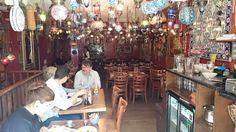 Londra'nın Göbeğinde Kapalı Çarşı: The Grand Bazar Restoran   ALİ YILDIRIM